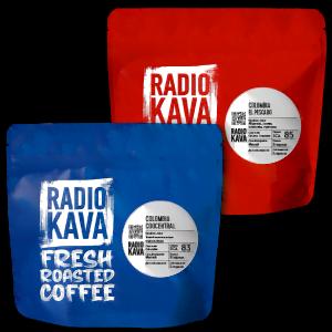 Набор кофе из Колумбии