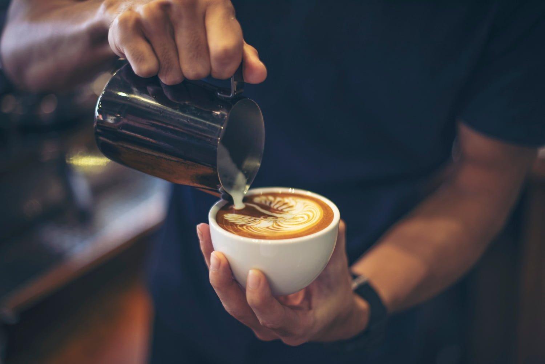 Кофе под молоко