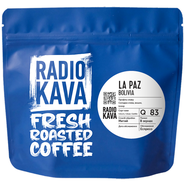 Кофе Боливия Ла Пас